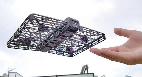 فیلمبرداری 4k از تمام زوایا با کمک پهپاد مجهز به هوش مصنوعی