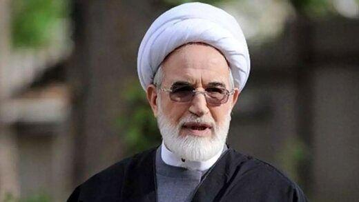 واکنش مهدی کروبی به ردصلاحیت کاندیداهای شاخص و بیانیه مجمع روحانیون