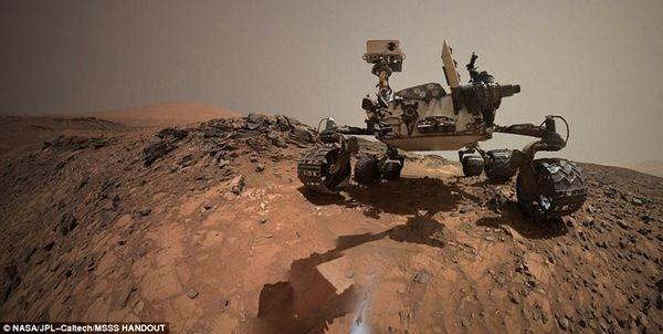 تعطیلی دو هفتهای ماموریتهای ناسا در مریخ