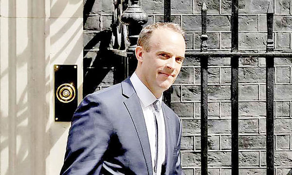 موضع وزیرخارجه انگلیس درباره ماجرای نفتکشها