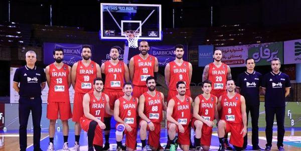 اسامی بازیکنان دعوت شده به تیم ملی بسکتبال