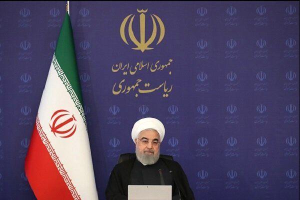 روحانی: زیر سایه رهبری، کشور در برابر انواع توطئهها حراست شده است