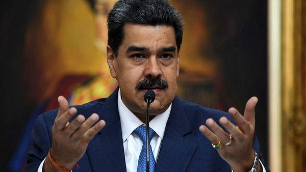مادورو و همسرش واکسن کرونای روسی زدند