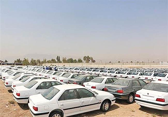 قیمت خودرو از بازار مجازی پرید