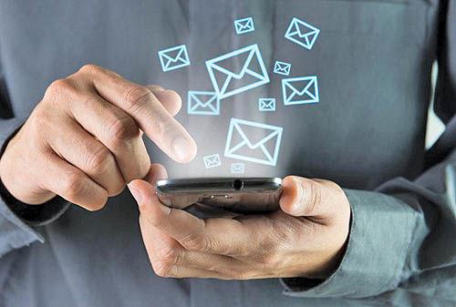 ایجاد سیستم انتخاب پیامکهای تبلیغاتی تا دو ماه آینده