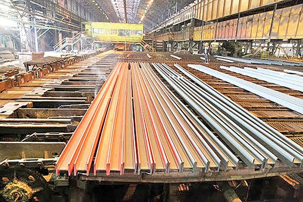 افزایش سبد محصولات صنعتی ذوبآهن