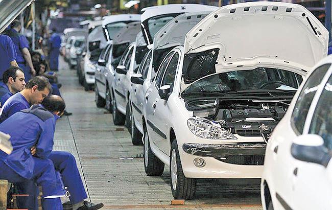 شارژ مالی خودروسازی