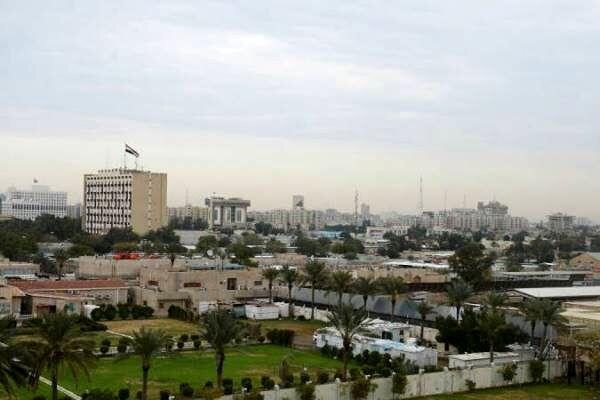 احتمال تعطیلی سفارت آمریکا در بغداد از بیم تکرار حمله راکتی