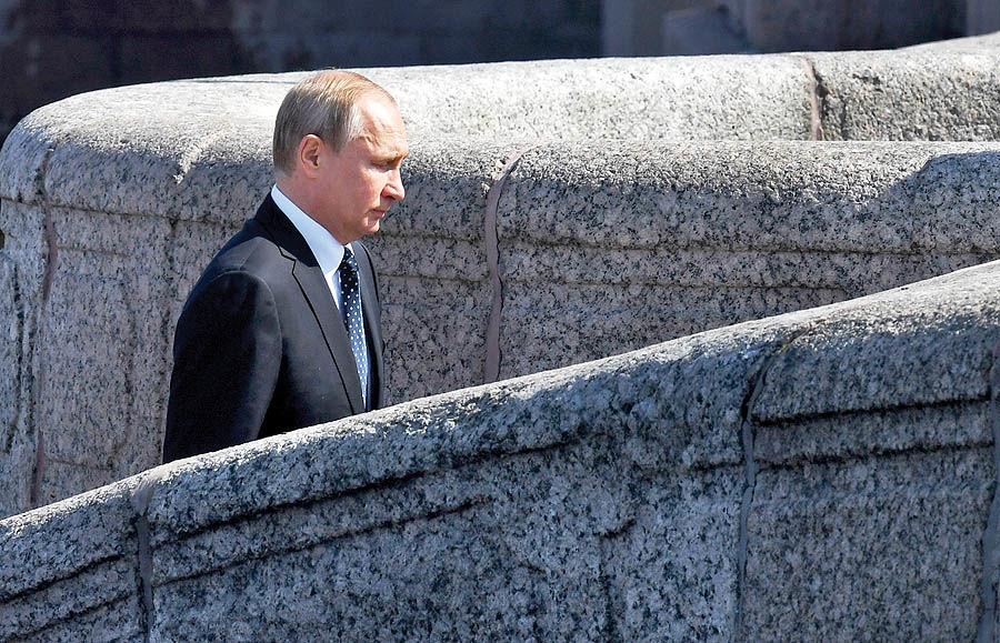 جـادوی« دوگل» روسیـه