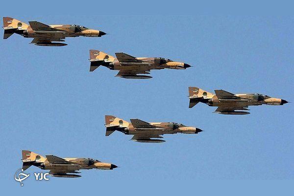 کدام خلبان ایرانی جنگنده را با موتور خاموش به زمین نشاند؟