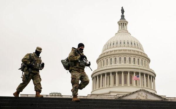 احتمال شورش دوباره در آمریکا در صورت محاکمه نشدن ترامپ