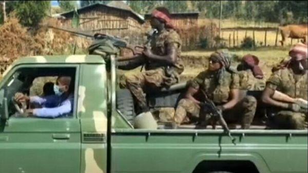 اذعان دولت اتیوپی به تیراندازی به اعضای سازمان ملل