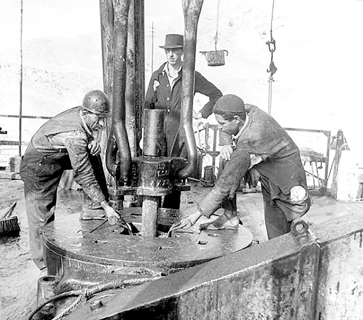شکل گیری «کارگران صنعتی» و نقش آنها