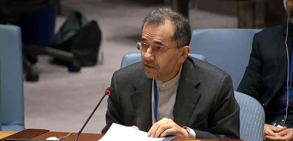 تختروانچی: ایران به صلح در افغانستان متعهد است