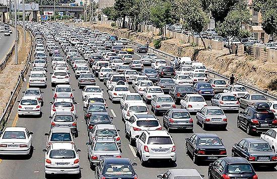 اصلاح ناتمام طرح ترافیک