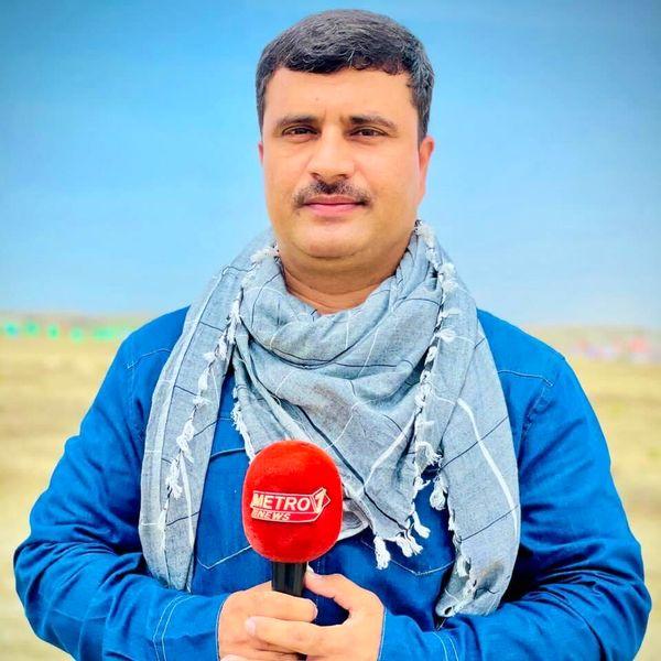 یک خبرنگار ترور شد