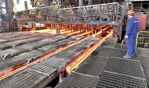 تابستان داغ فولاد در چین
