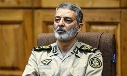 سرلشکر موسوی: ارتش از مردم، با مردم و در کنار مردم است
