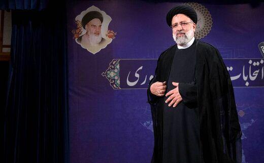 توئیت ابراهیم رئیسی با هشتگ دولت قوی