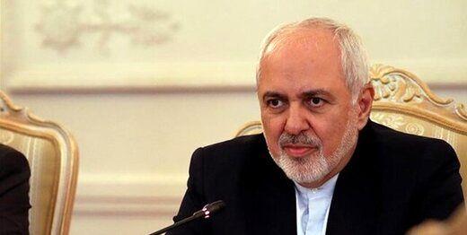 دیدار ظریف با سفرای خارجی در وزارت خارجه/عکس