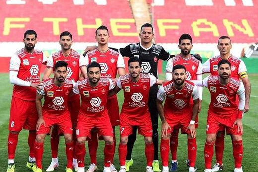 اعلام ترکیب پرسپولیس برای فینال لیگ قهرمانان آسیا