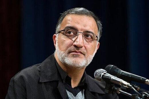 انصراف زاکانی به سود رئیسی تکذیب شد