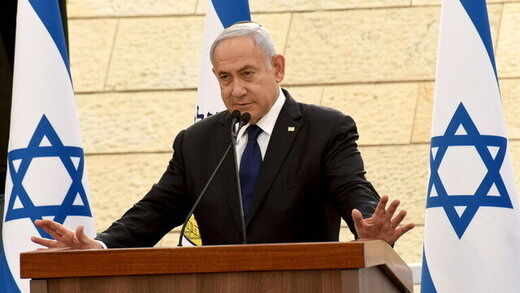 مشاجرات در اسرائیل بالا گرفت