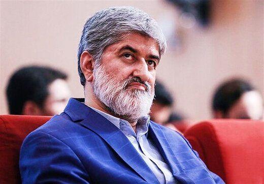 علی مطهری: دوستان موسوم به انقلابی اگر حرف روحانی را قبول نمی کنید، حرف رهبری را قبول کنید