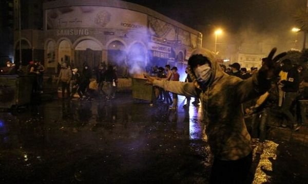 تظاهرات مجدد در طرابلس