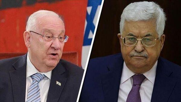 گفتگوی تلفنی عباس با رئیس رژیم صهیونیستی