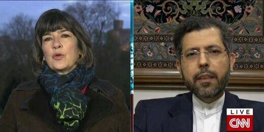 خطیبزاده: بایدن باید راهش را انتخاب کند