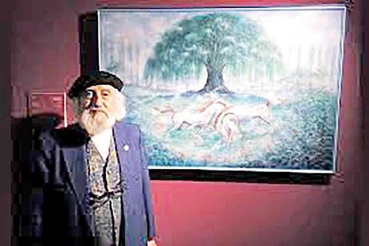 روایت ۹۰ سال زندگی حسین محجوبی در یک نمایشگاه