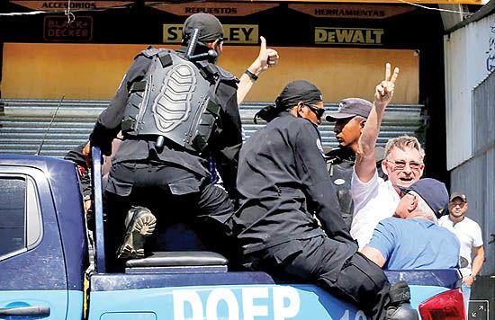 سرایت اعتراضها از ونزوئلا به نیکاراگوئه