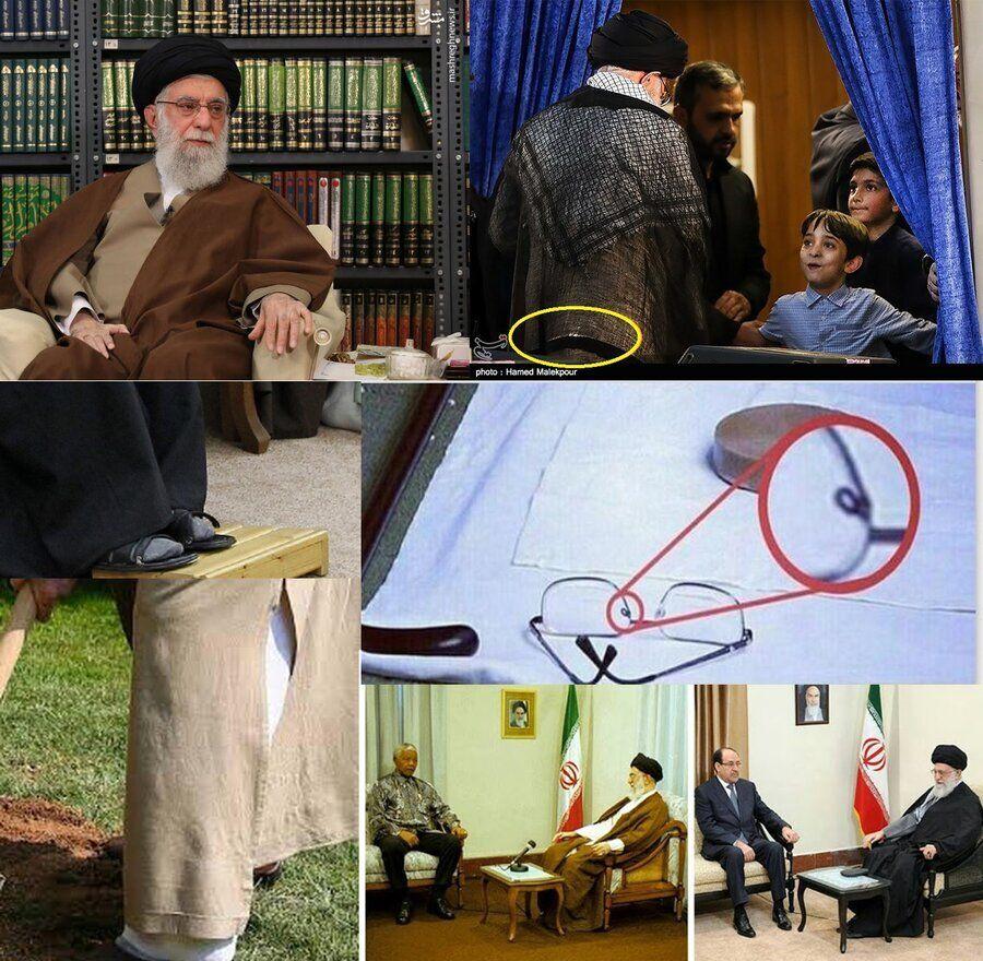 خبرسازی درباره خودروی رهبر انقلاب /شایعه سازی جدید بی بی سی با جوسازی بر سر لباده حسن روحانی