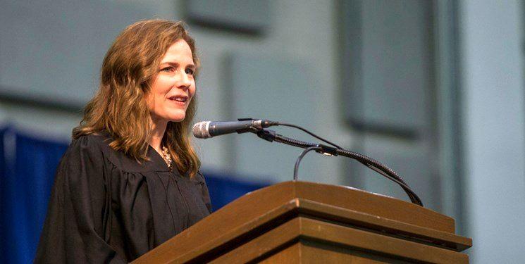 ترامپ فردی «ایمی بارت» را نامزد قاضی دیوان عالی آمریکا میکند