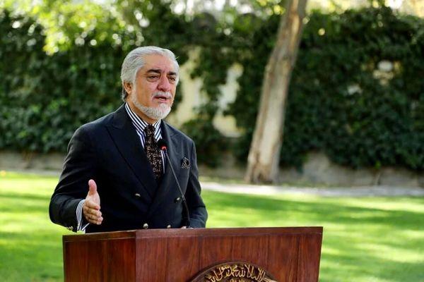 عبدالله: صلح در افغانستان به سود همه خواهد بود