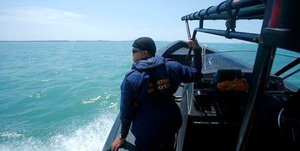 مالزی 6 قایق چینی را توقیف کرد