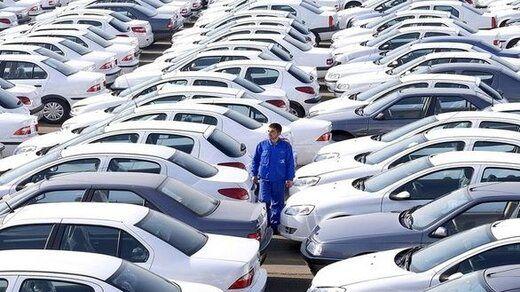 استارت ریزش قیمت خودروها در بازار+جدول