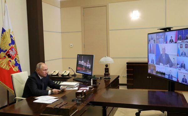 پوتین: روابط آمریکا و روسیه در دولت بایدن بدتر از این نخواهد شد