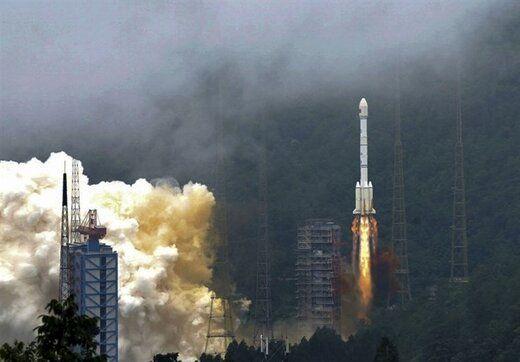 ماهواره نقشهبرداری چین به فضا پرتاب شد