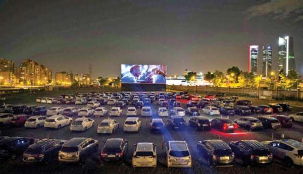 رکود اکران در انتظار معجزه سینما ماشینها
