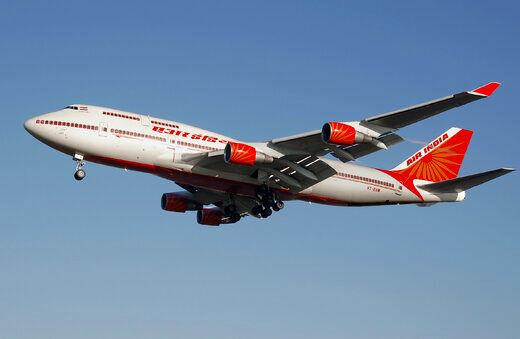 قیمت نجومی بلیت برای پرواز ممنوعه هند