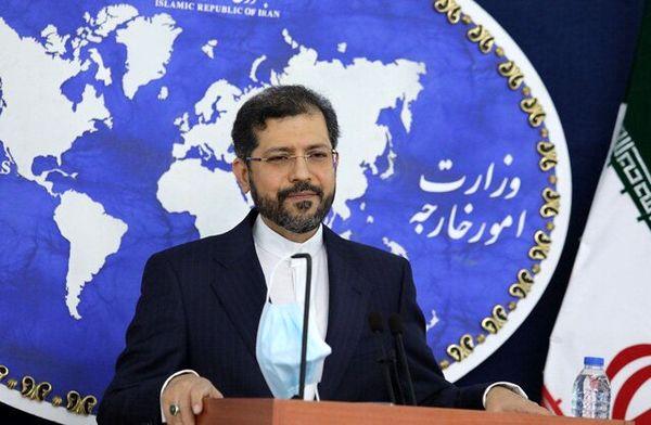 توضیحات سخنگوی وزارتخارجه در مورد سفر هیات کره جنوبی به ایران