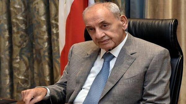 اعلام زمان معرفی دولت لبنان از سوی نبیه بری
