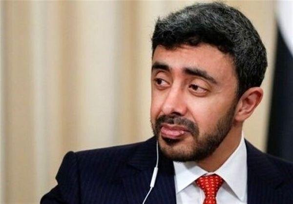سفر سرزده وزیر خارجه امارات به عمان