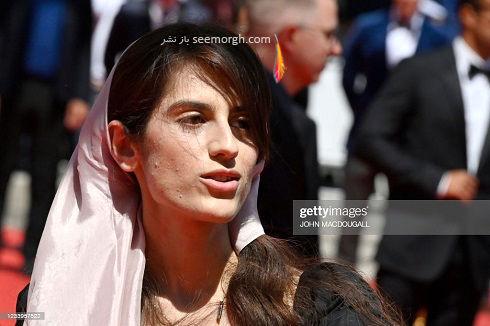 سارینا فرهادی دختر اصغر فرهادی در جشنواره کن 2021