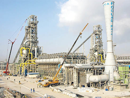 تشریح اولویتهای فولاد خوزستان