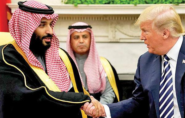 پاسخ طعنهآمیز ولیعهد به رئیسجمهور