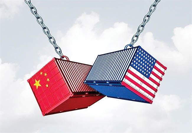 شکست در بهانه جنگ تجاری