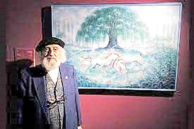 برپایی نمایشگاه دائمی  آثار حسین محجوبی